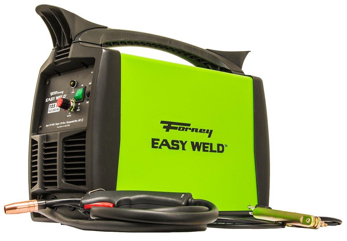 Forney Easy Weld 299 125FC Flux Core Welder Review