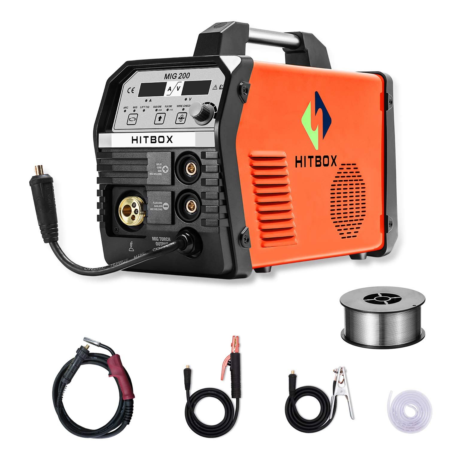 HITBOX Inverter IGBT Mig welder Review