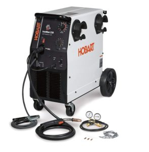 Hobart 500536 Ironman 230 MIG Welder Review