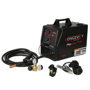 LONGEVITY Migweld 140-140 Amp Mig Welder Review