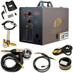 LOTOS MIG175 175AMP Mig Welder Review