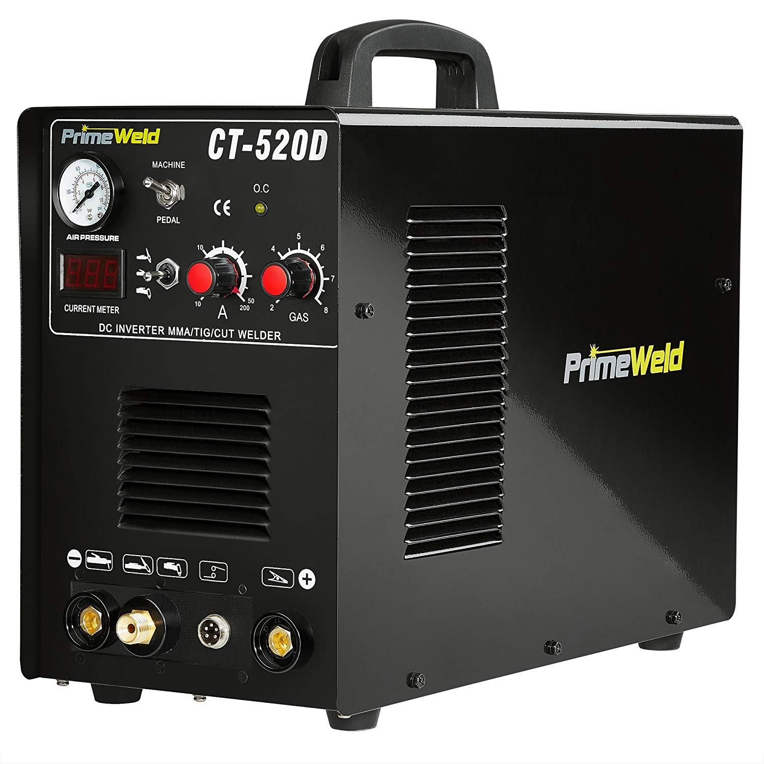 Prime Weld Ct520d Review